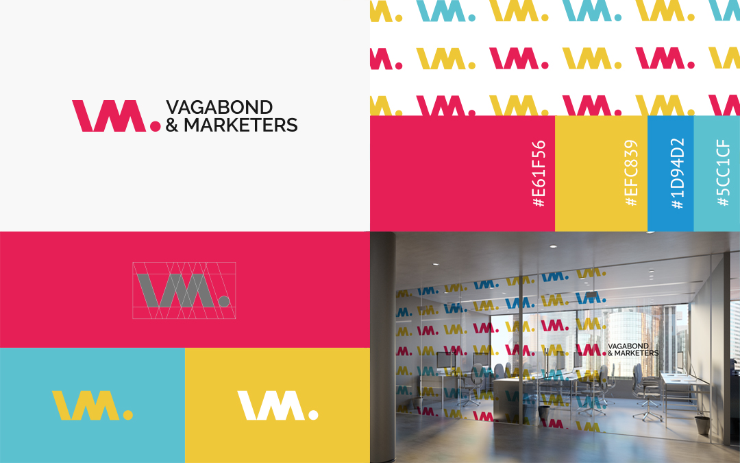 vagabond and marketers branding