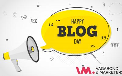 Cinq faits étonnants pour la Journée Mondiale du Blog !